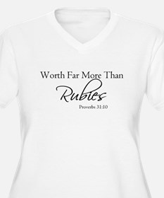 Worth Far More Than Rubies - Crystalized Plus Size