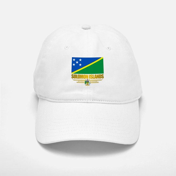 Solomon Islands (Flag 10)2.png Baseball Baseball Baseball Cap