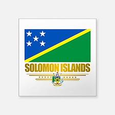 Solomon Islands (Flag 10)2.png Sticker