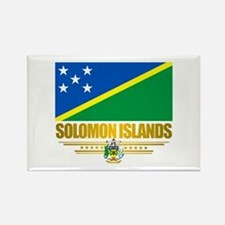 Solomon Islands (Flag 10)2.png Rectangle Magnet