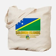 Solomon Islands (Flag 10)2.png Tote Bag