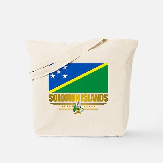 Solomon Islands (Flag 10)2.png Tote Bag