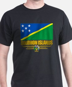 Solomon Islands (Flag 10)2.png T-Shirt