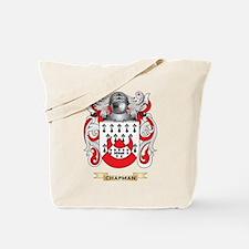 Chapman Coat of Arms Tote Bag