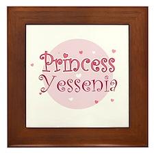 Yessenia Framed Tile
