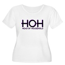 Head of Household Women's Plus Size T-Shirt