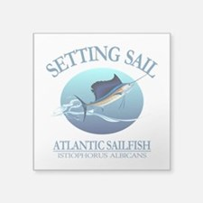 Setting Sail Sticker
