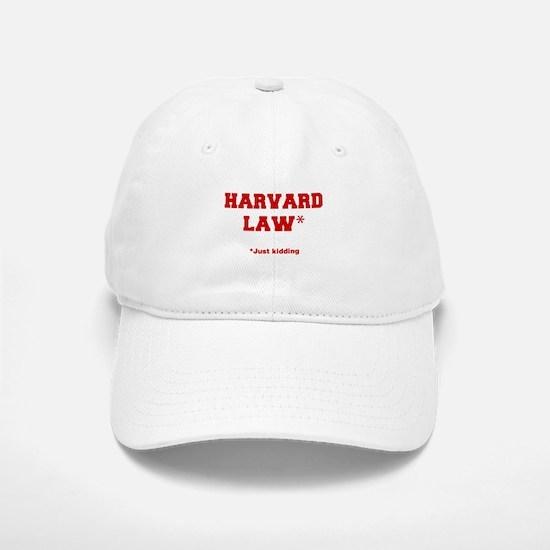 harvard-law-fresh-crimson Baseball Baseball Baseball Cap