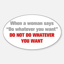 when-a-woman-akz-gray-red Decal