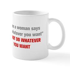 when-a-woman-akz-gray-red Mug