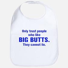 only-trust-people-akz-blue Bib