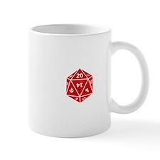 Nerdtastic D20 Mug