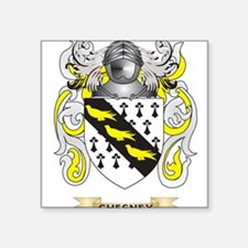 Chesney Coat of Arms Sticker