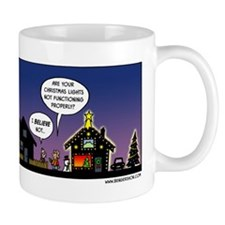 Christmas Jews & Non-Jews Mug Mugs