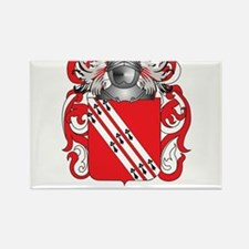 Chestnut Coat of Arms Rectangle Magnet