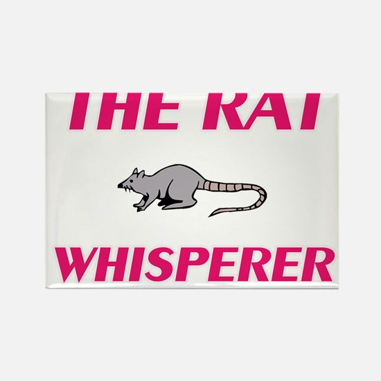 The Rat Whisperer Magnets