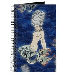 Little Rococo mermaid Journal
