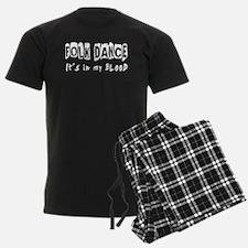 Folk Dance dance Designs Pajamas