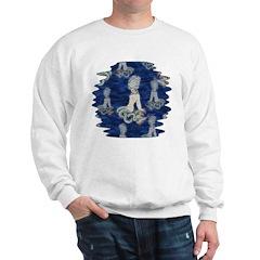 Little Rococo mermaid Sweatshirt