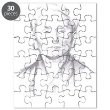 Lithograph Funakoshi Puzzle