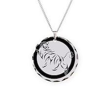 New Shotokan Tiger Necklace