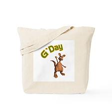 G'Day Australian Kangaroo Tote Bag