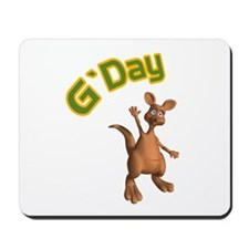 G'Day Australian Kangaroo Mousepad