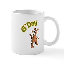 G'Day Australian Kangaroo Mug