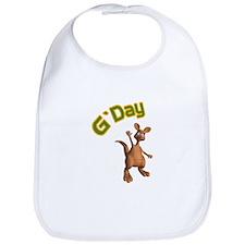G'Day Australian Kangaroo Bib