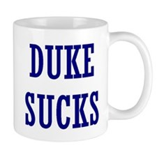 Duke Sucks Mug