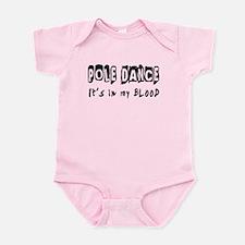 Pole Dance dance Designs Onesie