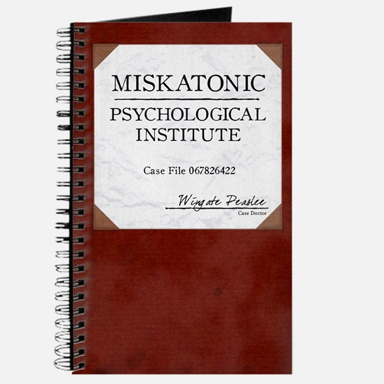 Miskatonic Psychological Institute Journal