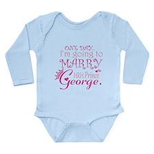 Marry Prince George Onesie Romper Suit
