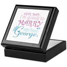 Marry Prince George Keepsake Box