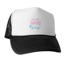Marry Prince George Trucker Hat