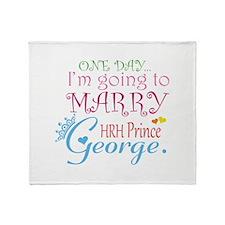 Marry Prince George Stadium Blanket