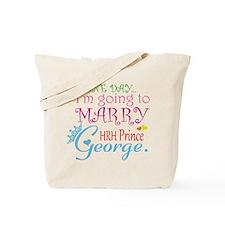 Marry Prince George Tote Bag
