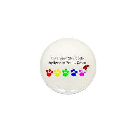 American Bulldogs Believe Mini Button (10 pack)