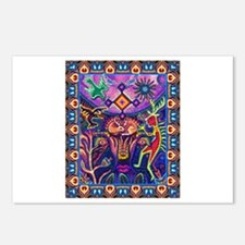 Huichol Dreamtime Postcards (Package of 8)