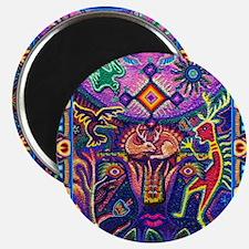 Huichol Dreamtime Magnet