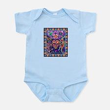 Huichol Dreamtime Infant Bodysuit
