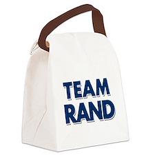 TEAM RAND Canvas Lunch Bag