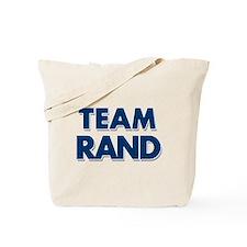 TEAM RAND Tote Bag