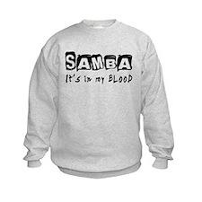 Samba dance Designs Sweatshirt