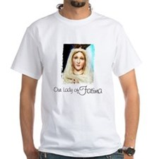 Virgin of Fatima over Shirt