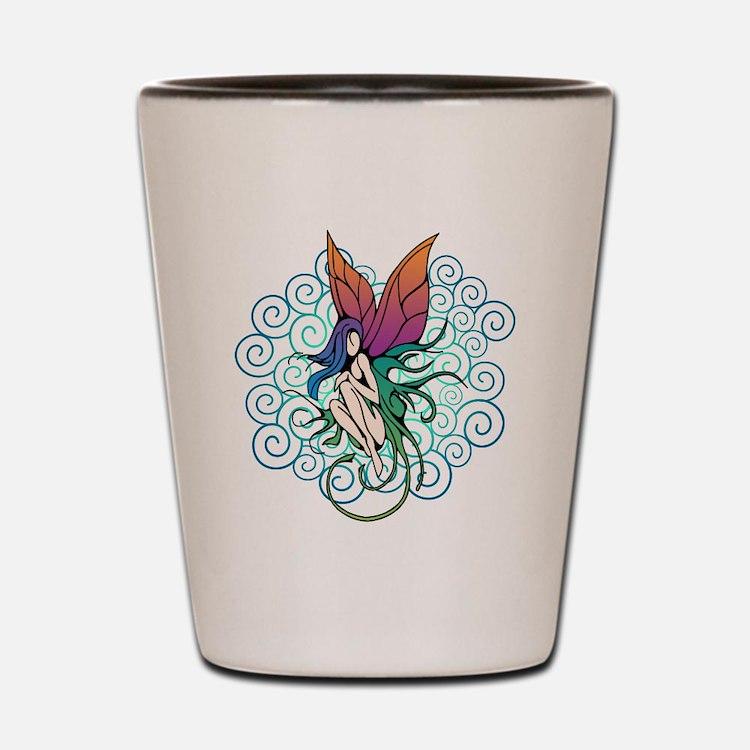 Tree Fairy Shot Glass