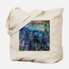 abstract elephant Tote Bag