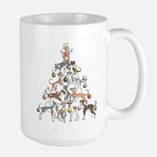 O Christmas Tree Large Mug