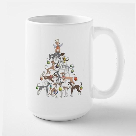 O Christmas Tree Large Mug