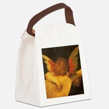 Musician Angel by Fiorentino Canvas Lunch Bag